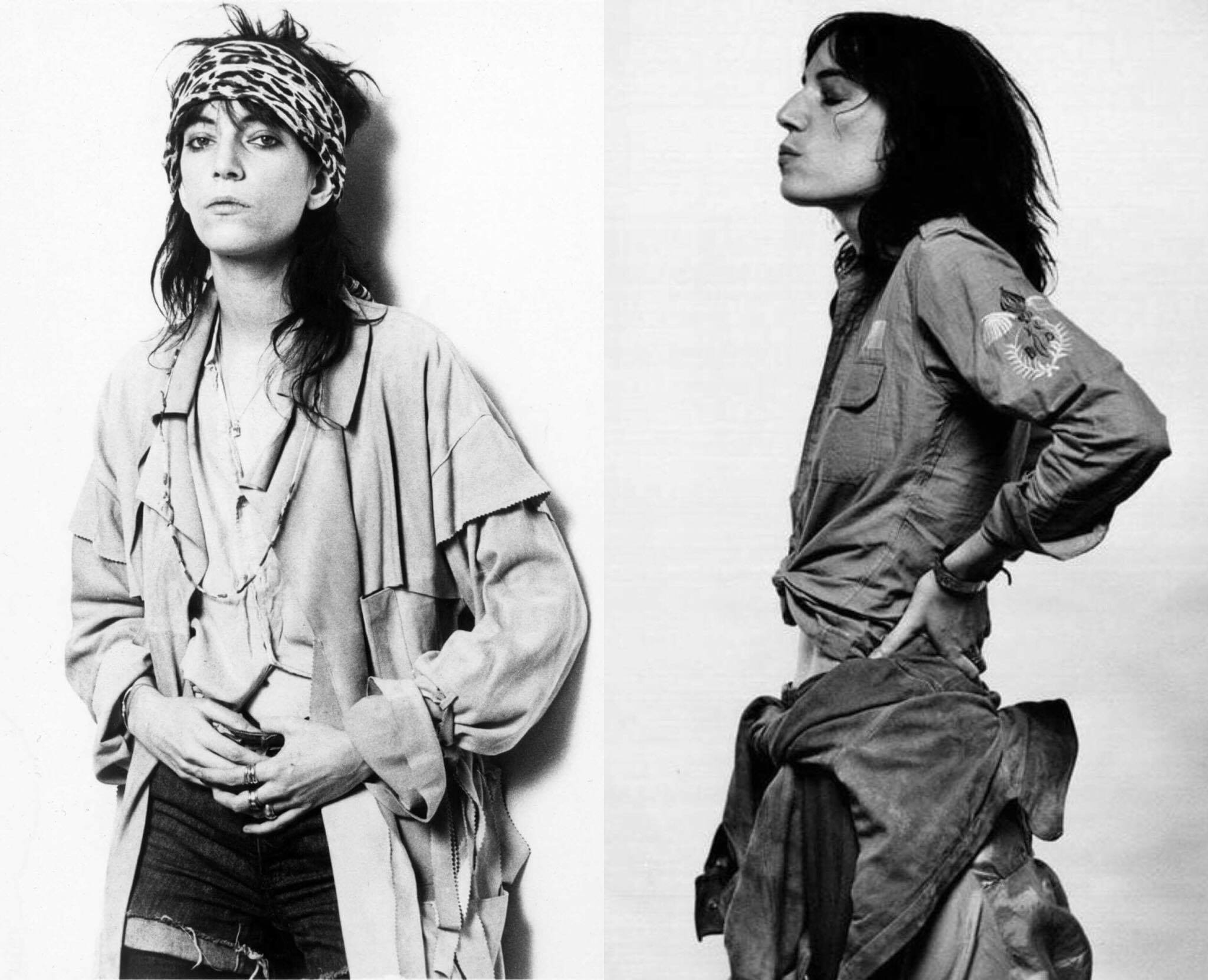 PATTI SMITH Punk Chic for Everyday Wear