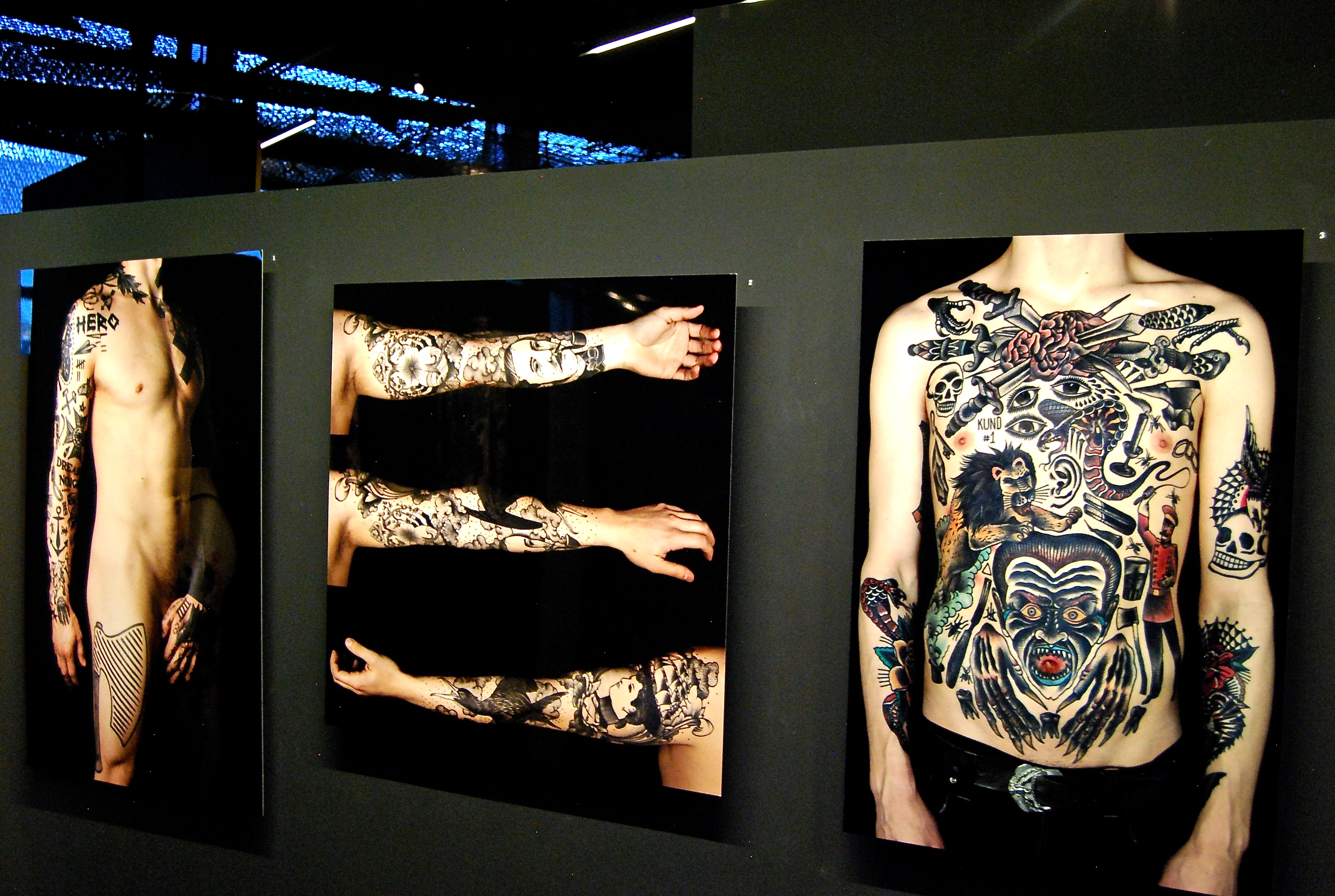 """changing the perception of tattoos Having tattoos used to mark an individual as living on the fringe of society it was a quick way to be called a deviant, a thug or a gang member but in recent years, tattoos have become """"body."""