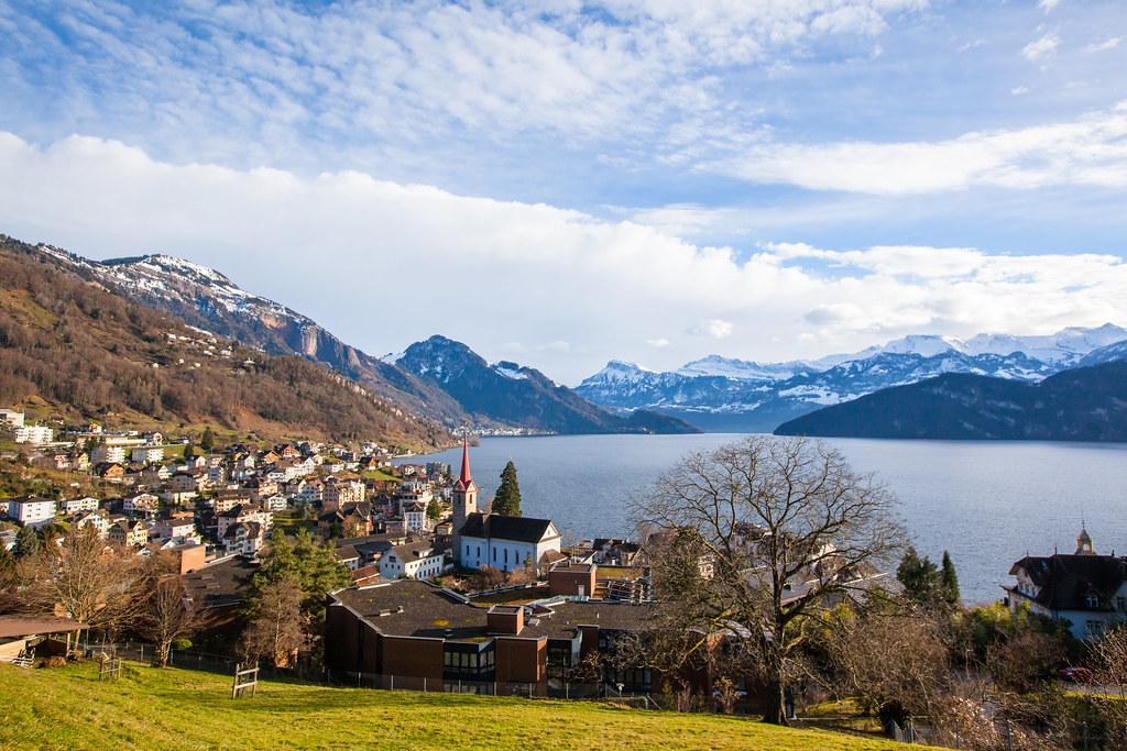 The French Alps. Image Credit: Flickr/Ville Majander