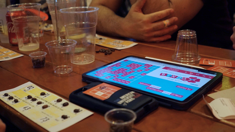 Fédération Française du Bingo Drag Apéro at À la Folie / Photo credit: Taisia Pirogova