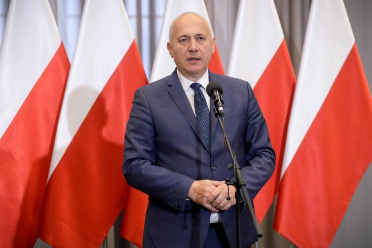 Joachim Brudziński, Interior minister of Poland