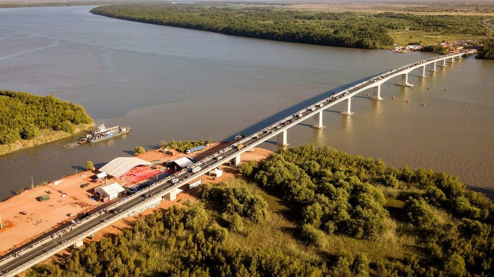 Gambian River