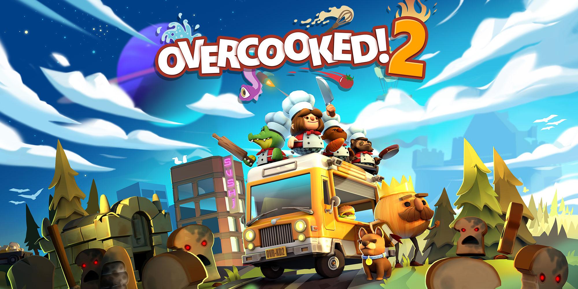 (Overcooked 2, Image Credit: Nintendo.fr)