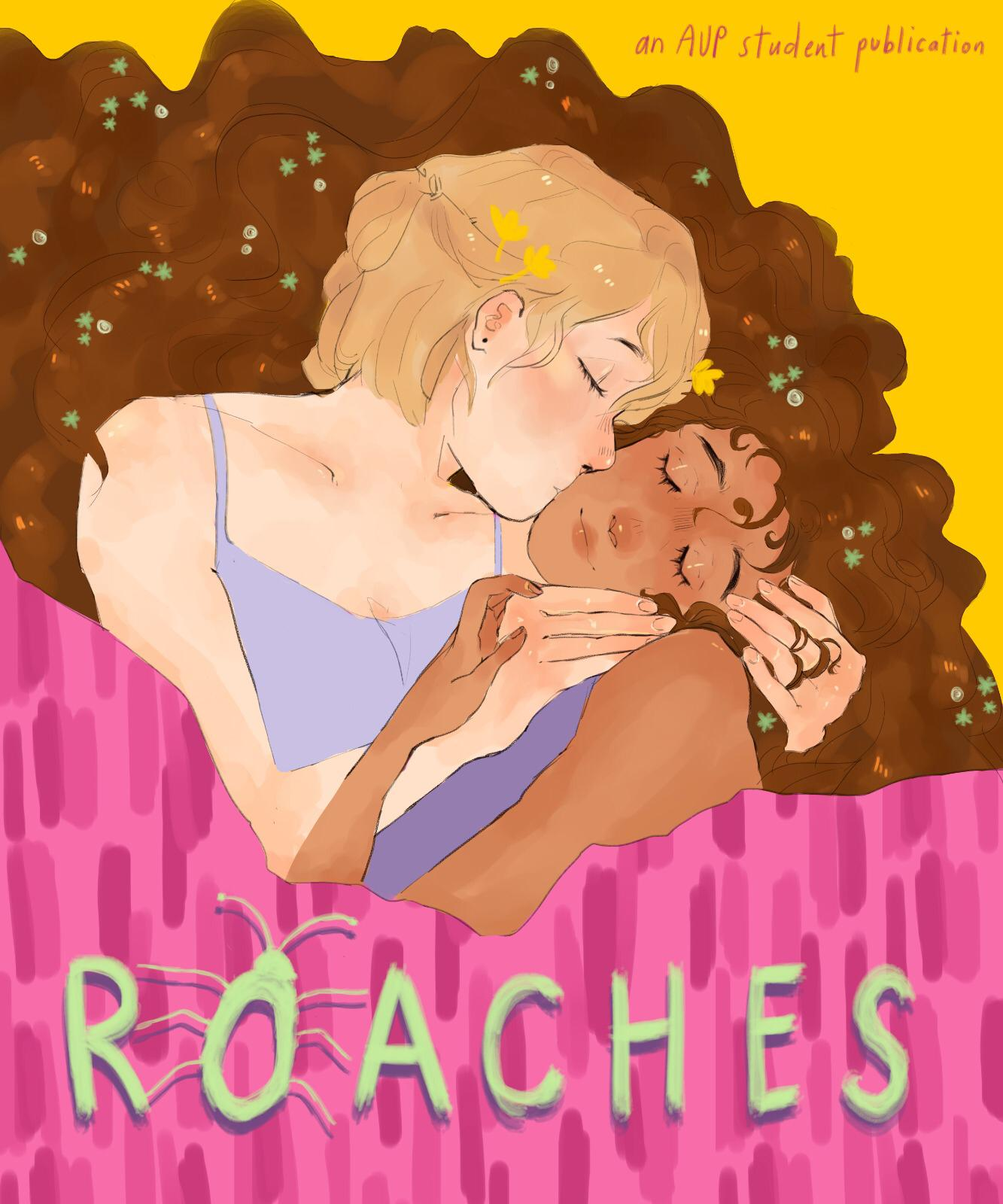 Roaches Cover Spring 2020