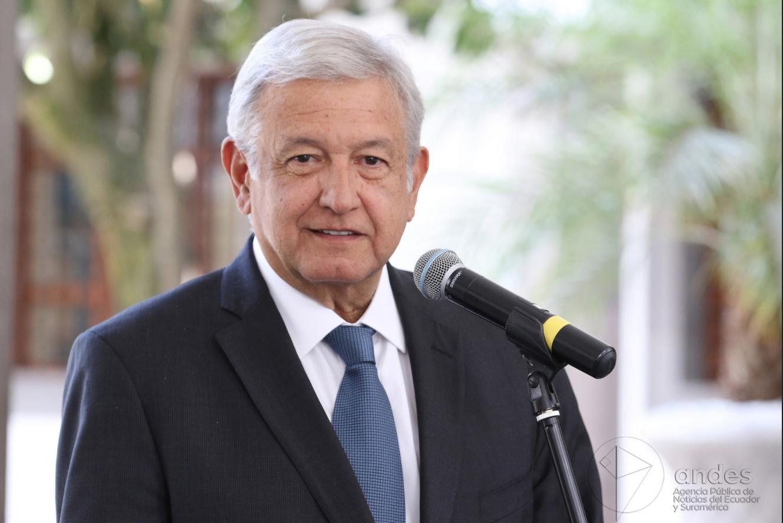 Andres Manuel Lopez Obrador. Image credit: Flickr/Agencia de Noticias ANDES