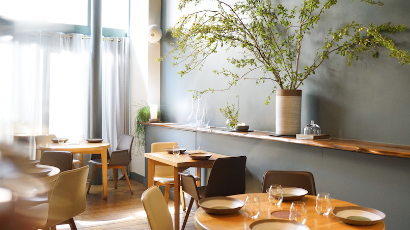 David Toutain Restaurant