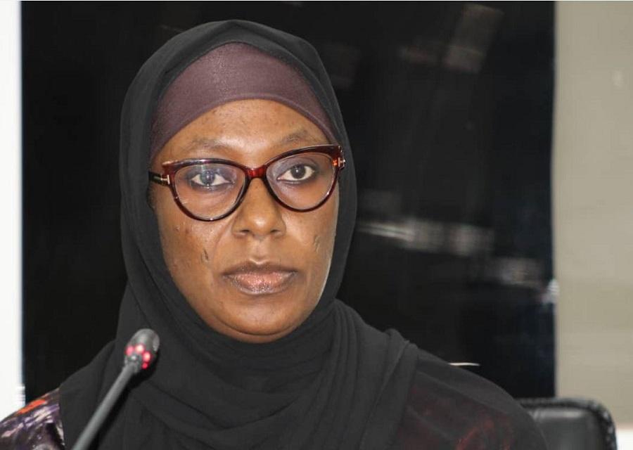 Baba Jobe wife Tida Jaiteh