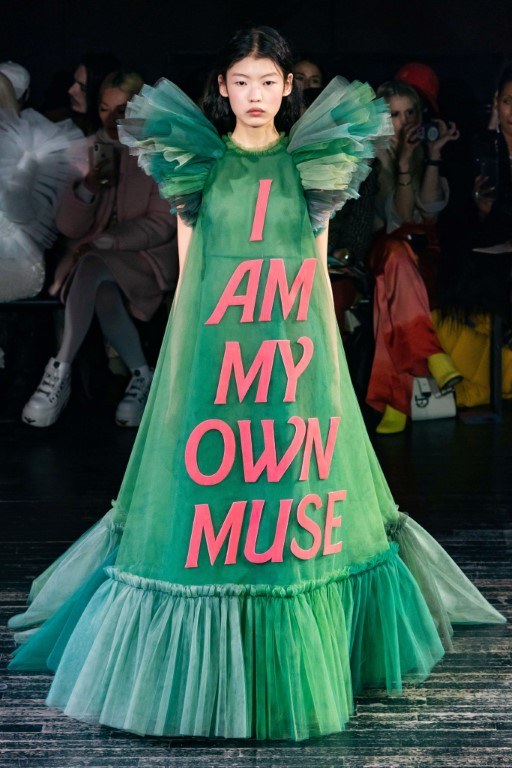Viktor & Rolf Paris Haute Couture SS 19 - I Am My Own Muse