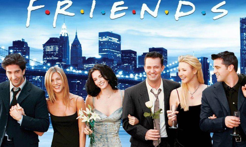 Friends. Image Credit: NBC