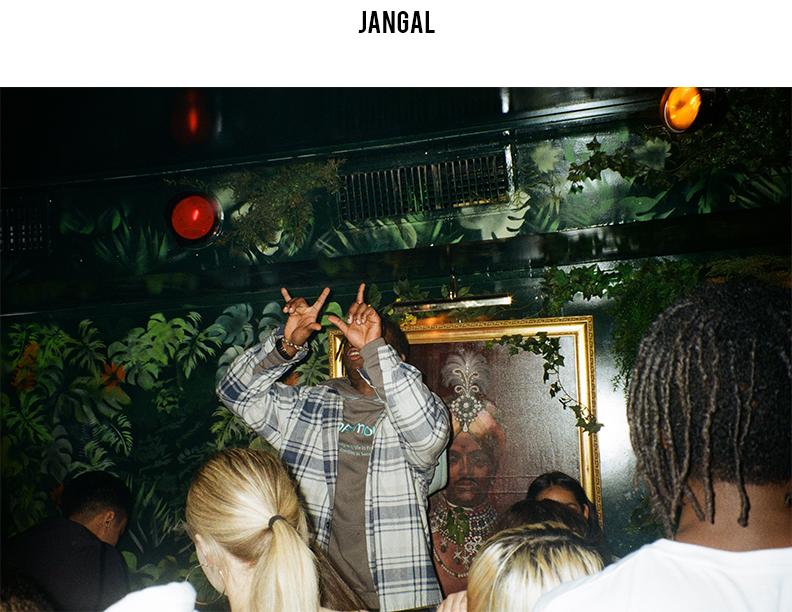 paris, fashion, Jangal, culture, dress code, night life, night clubs, bar