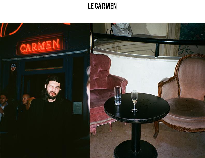 paris, fashion, Le Carmen, culture, dress code, night life, night clubs, bar