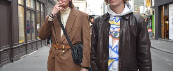 Marais men's fashion