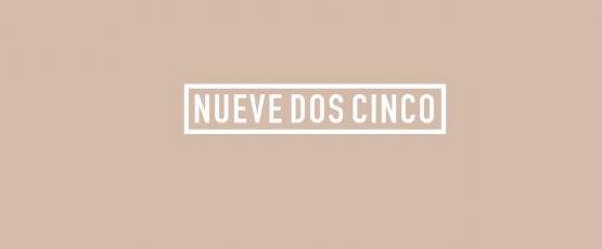 Nueve Dos Cinco logo