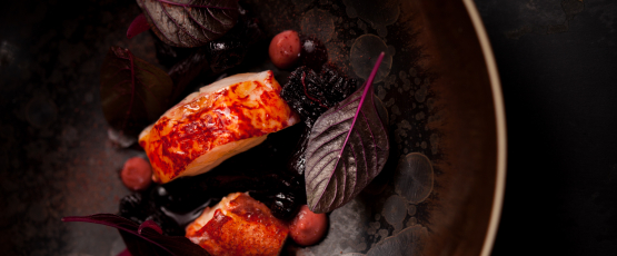 Lobster and Beetroot