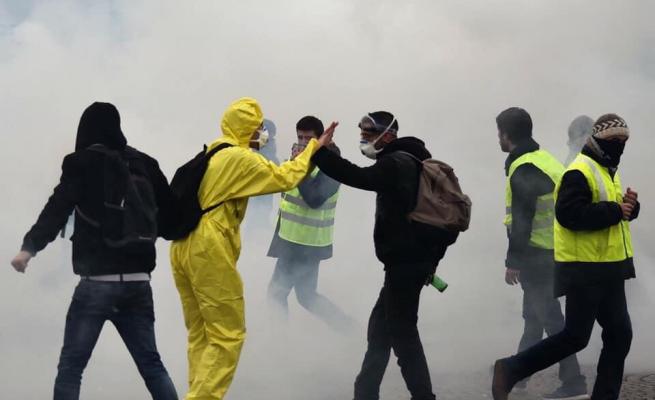 Gilets Jaunes Solidarity