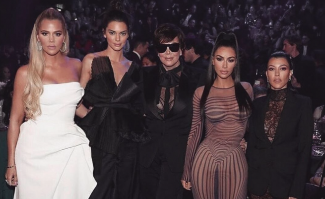 The Kardashian/Jenner women