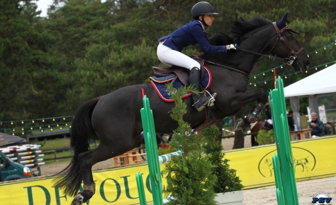 Equestrian is life for 2020 Olympic hopeful Amor