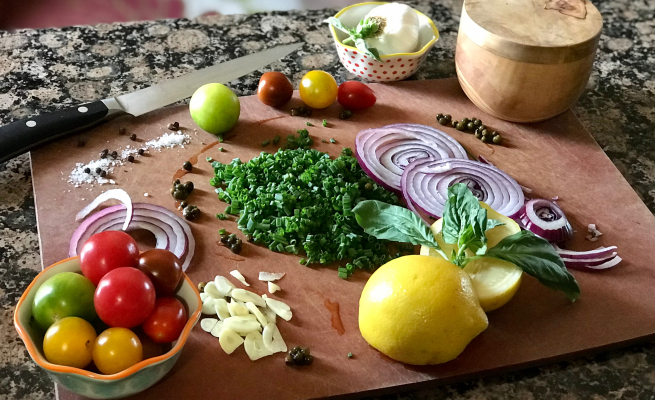 Food Preparation Image Credits: Pexels/ Sara Deason