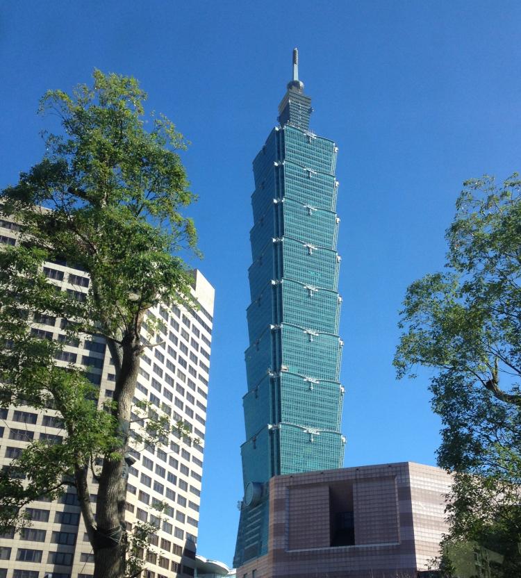 Taipei 101 (cr. Rosie Liu)