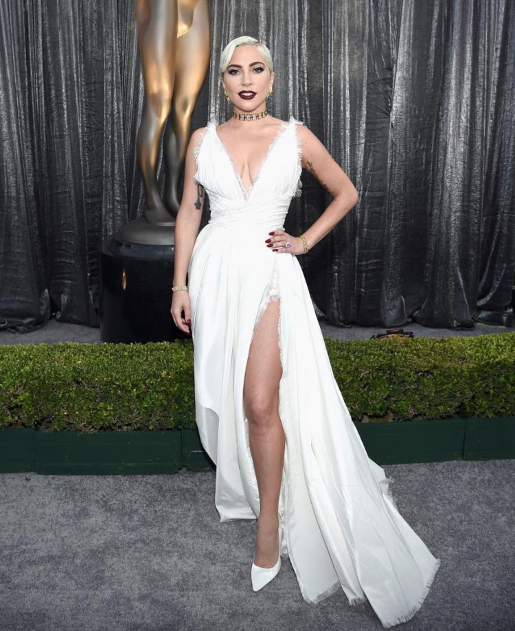 Lady Gaga at 2019 SAG Awards
