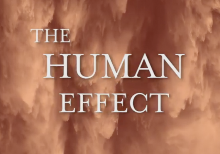 the human effect