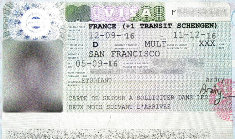Getting Your French Visa: Don't Do What I Did | Peacock Plume