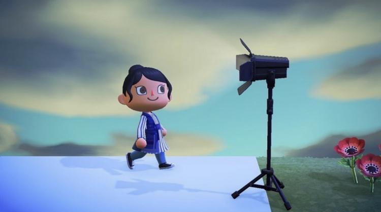 (Animal Crossing: New Horizons, Image Credit: Animal Crossing Fashion Archive Instagram)
