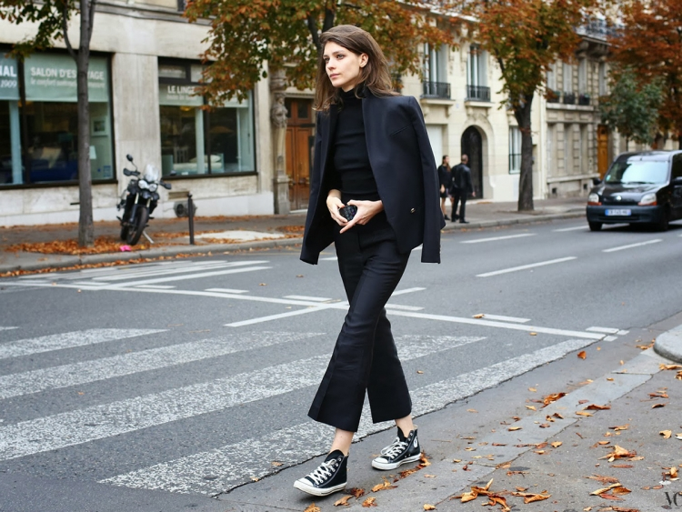 Paris Sneaker Culture: Chic and