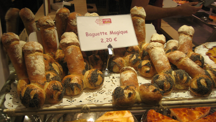 Boulangerie Gay Paris Marais