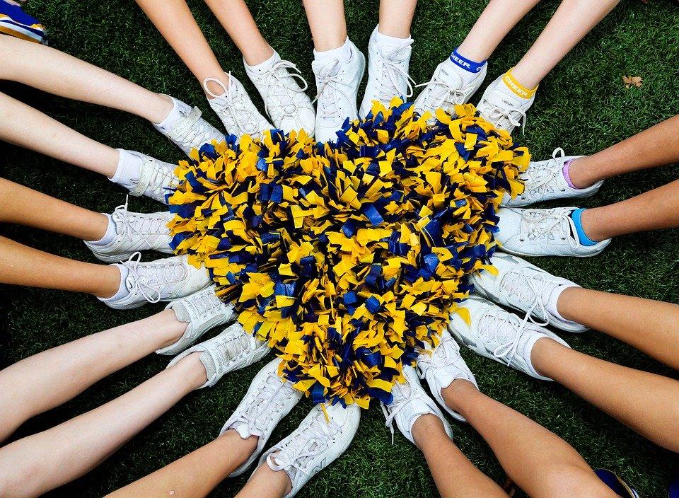 Cheer team